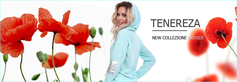 TENEREZA - new collezione brividi