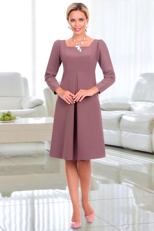 Платье Стэлла (какао)