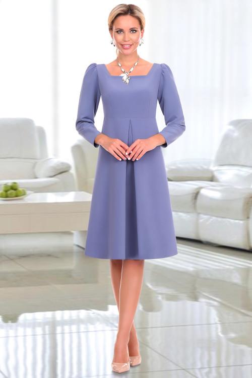 Платье Стэлла (платина)