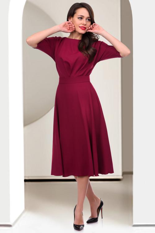 Платье Леди Лаура (ягода)