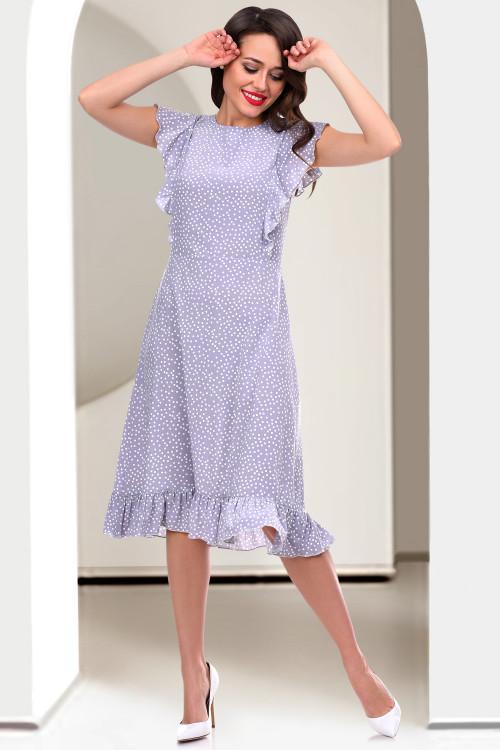 Платье Феличита (сильвер дотс)