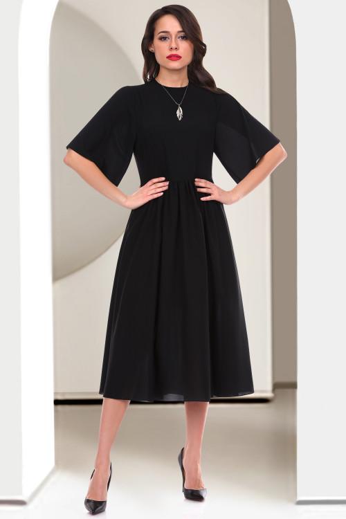 Платье Фортуната (блэк)