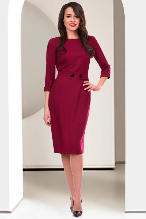 Платье Диана (ягода)