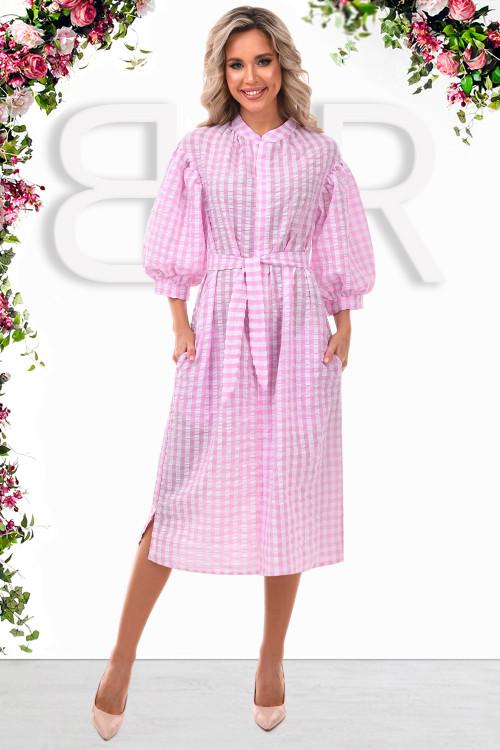Платье Браво (карамель)