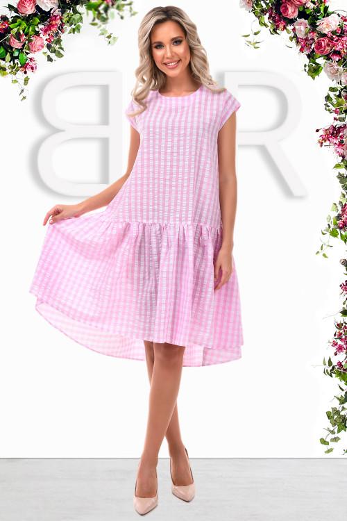 Платье Тутси (карамель)