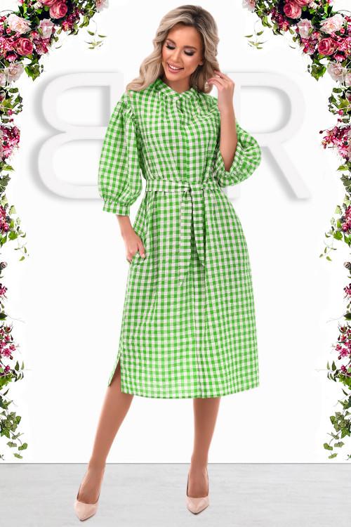 Платье Браво (яблоко)