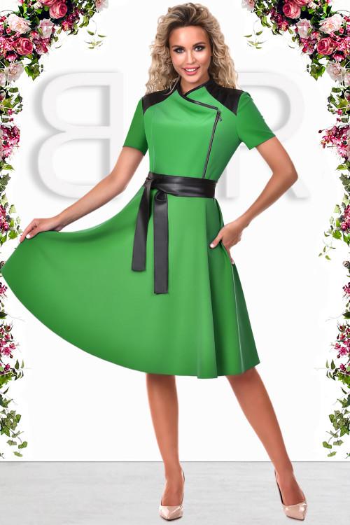 Платье Габриэль (яблоко)