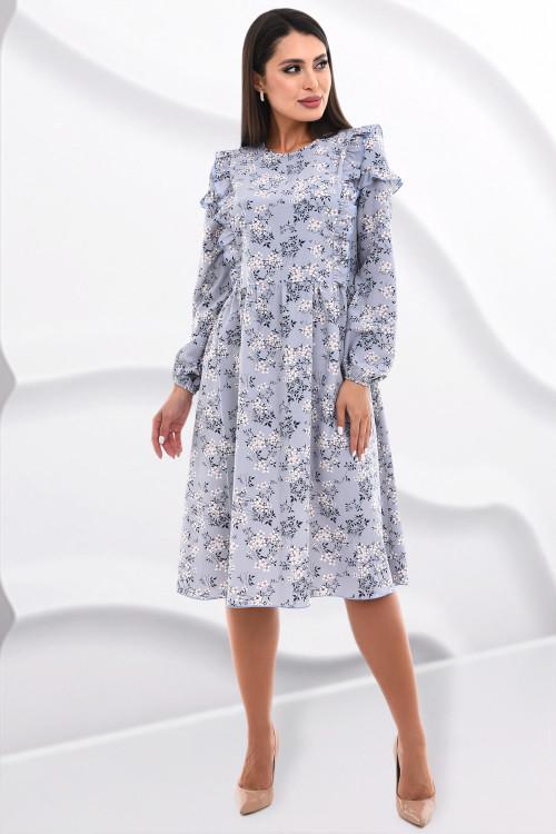 Платье Вэллори (ваниль)