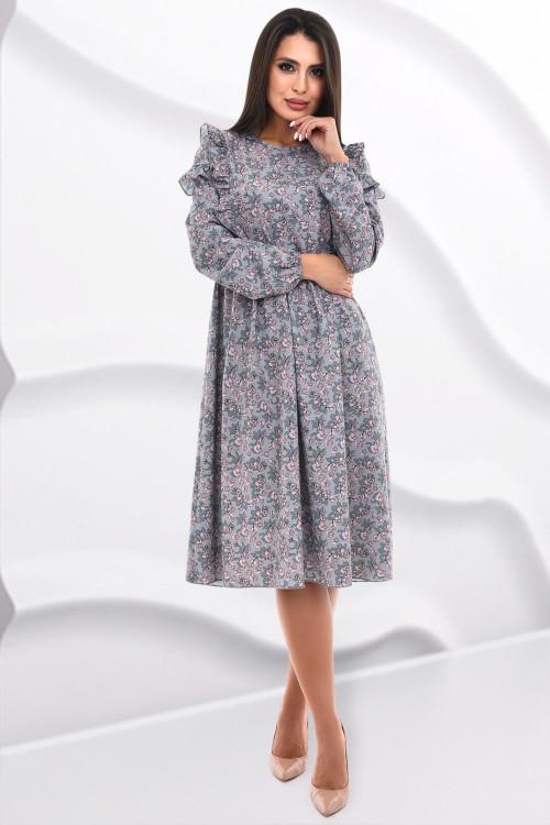 Платье Вэллори (мильфлёр)
