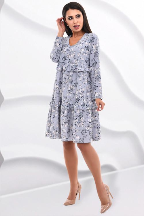 Платье Диадора (ваниль)