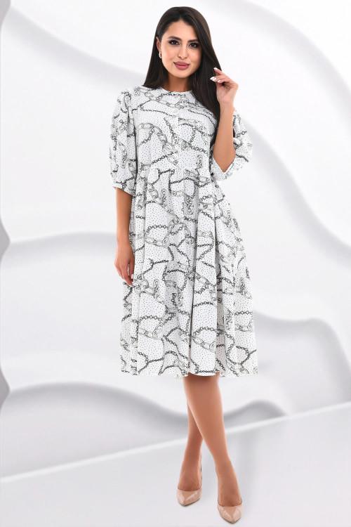 Платье Шантили (габанна)