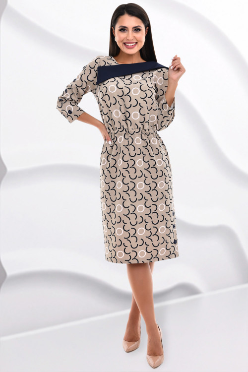 Платье Фэнтэзи (абстракция)