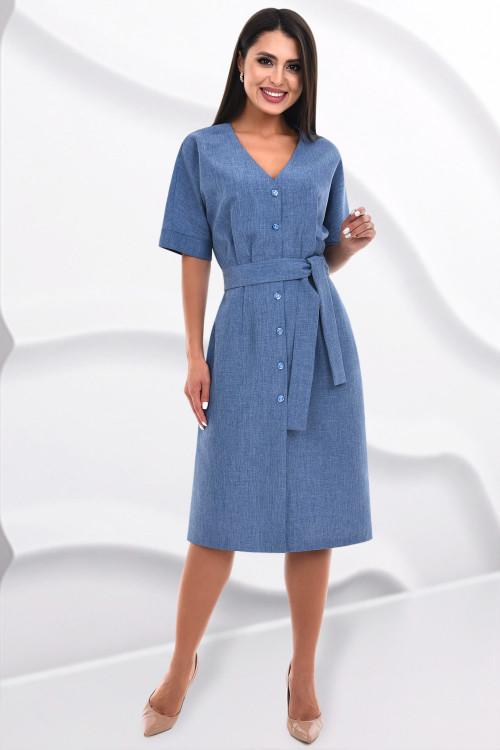Платье Диманж (джинс)