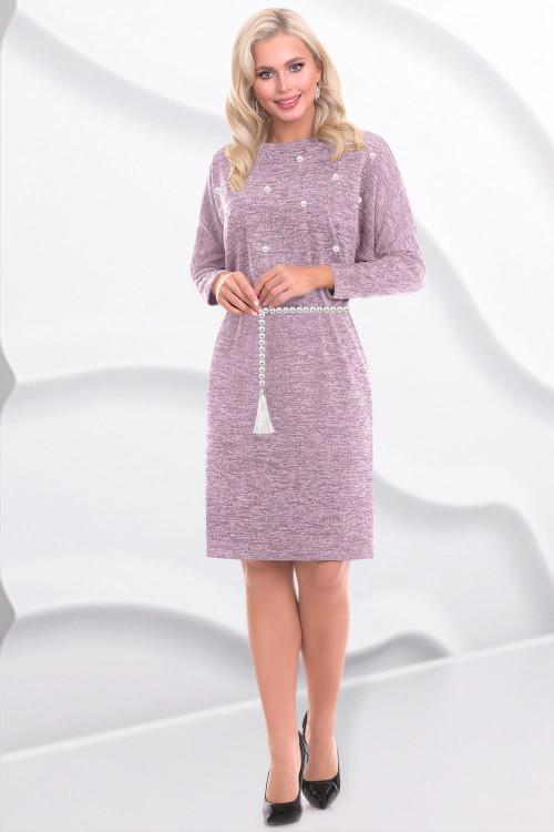 Платье Тицианна (фламинго)