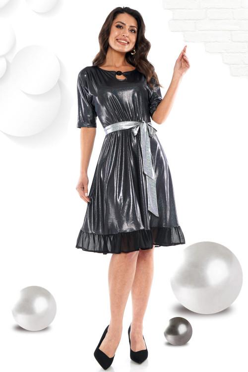 Платье Вивьен (блэк)