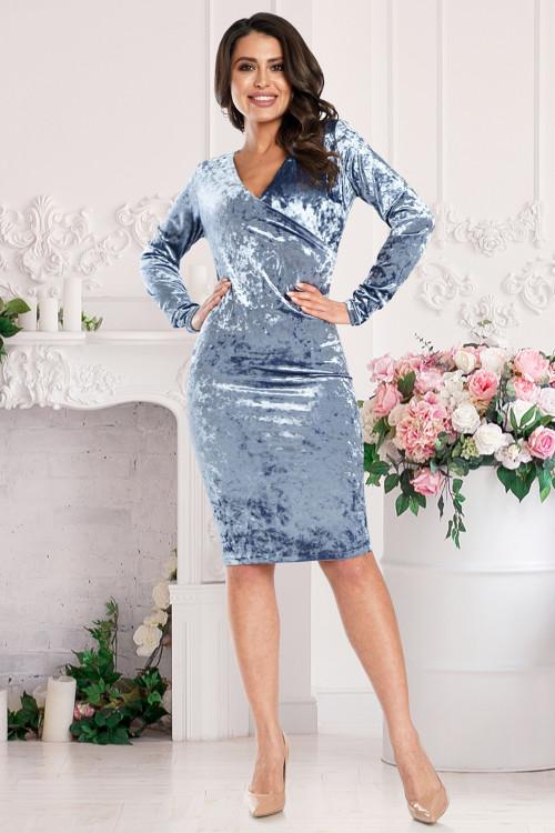 Платье Мирабэлла (блю)