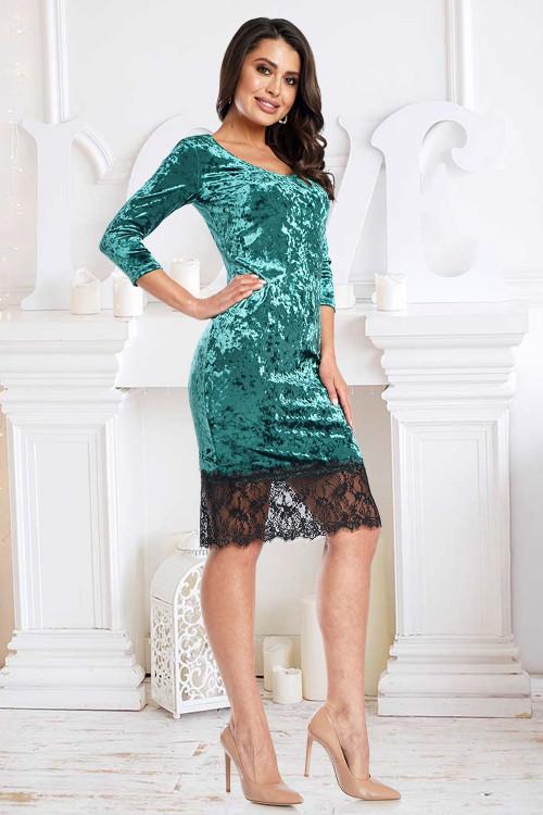 Платье Реномэ (бриллиант)
