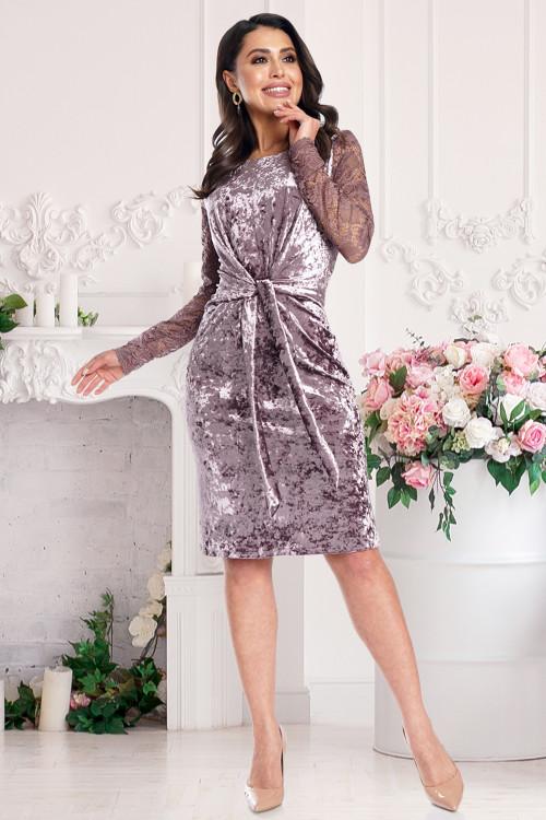 Платье Аморэ (пинк)