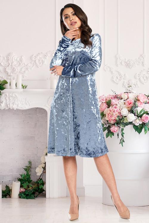 Платье Энигма (блю)