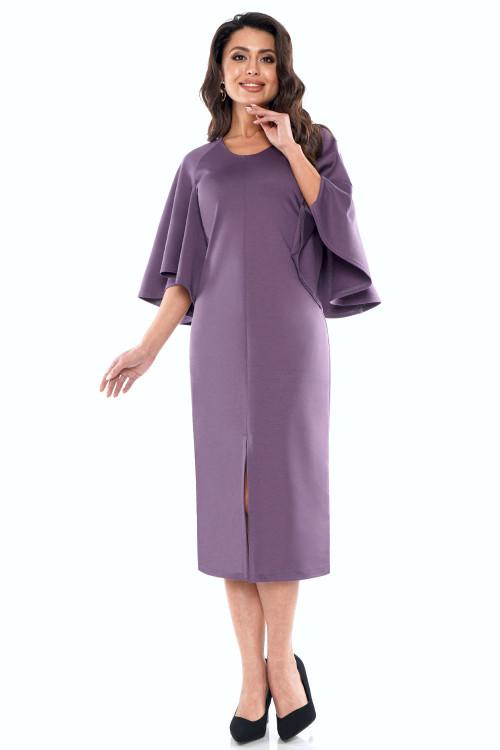 Платье Перфетто (пыльный фиолет)