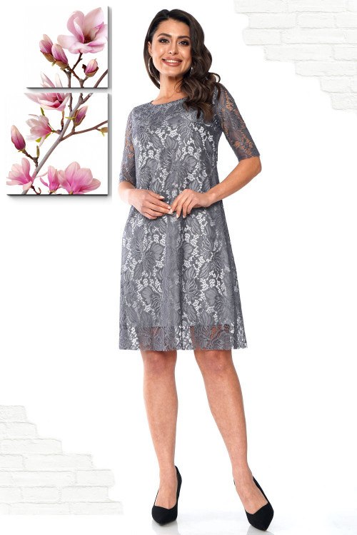 Платье Кампари (грэй)