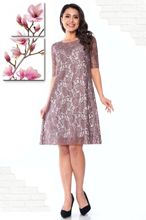 Платье Кампари (лила)
