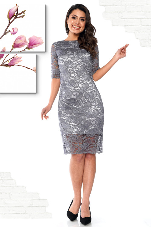 Платье Бэлиз (грэй)