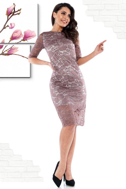 Платье Бэлиз (лила)