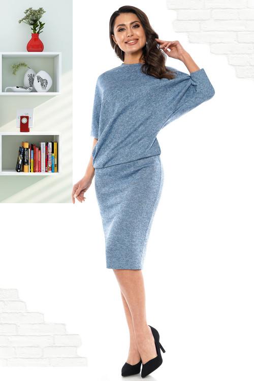 Платье Картье (джинс)