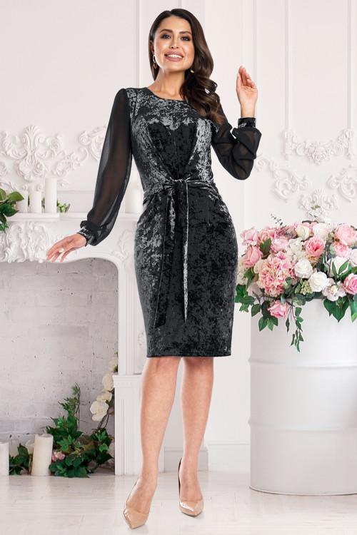 Платье Аморэ (блэк)