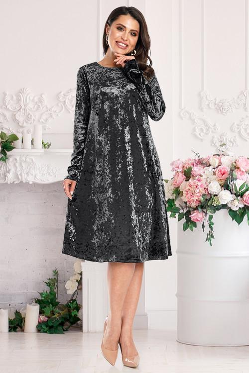 Платье Энигма (блэк)