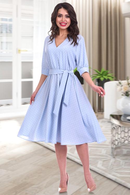 Платье Аллюр (блю)
