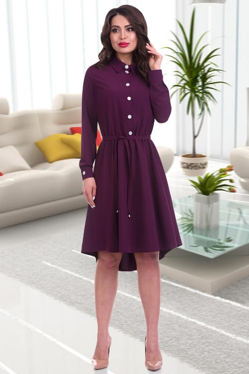 Платье Итэлия (фуксин)