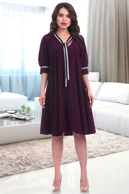 Платье Сэмпрэ (фуксин)