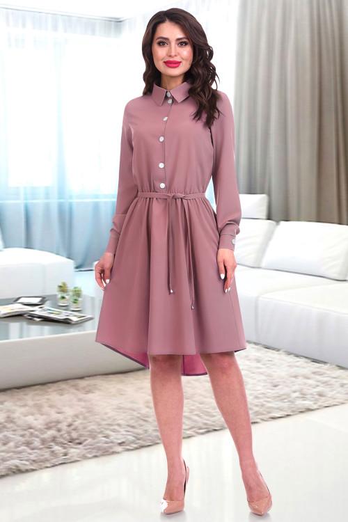 Платье Итэлия (пудра)