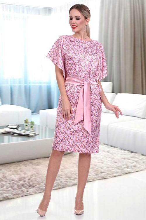 Платье Инканта нью (фиори пинк)