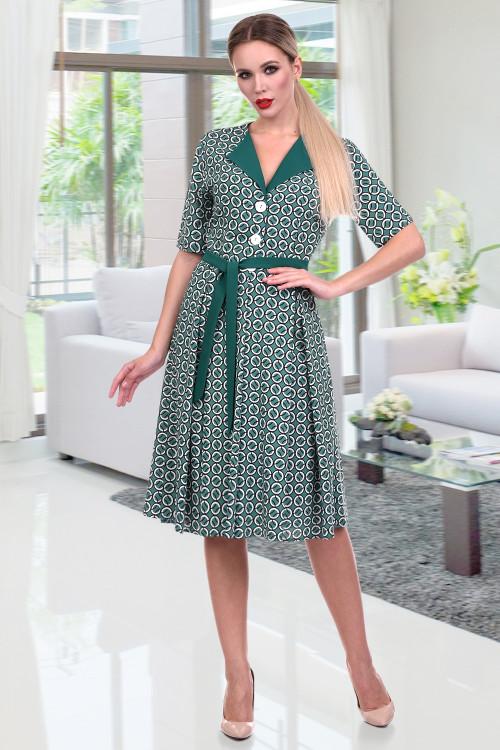 Платье Приорити нью (вэрдэ)
