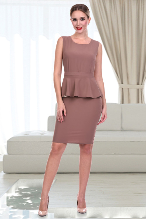 Платье Биаджио (крем)