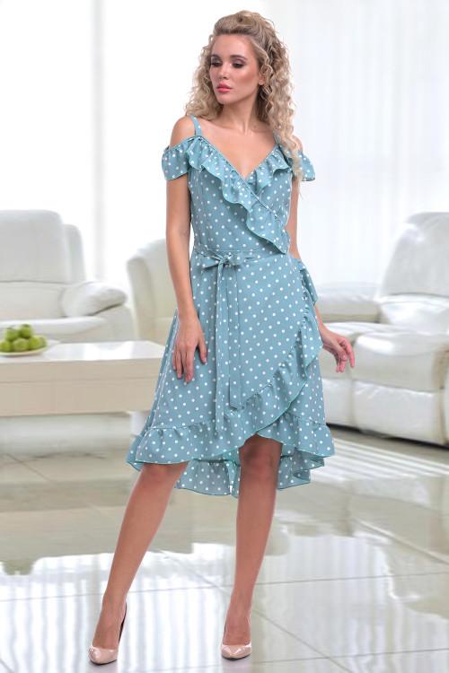 Платье Рошэль (дотс фрэш)