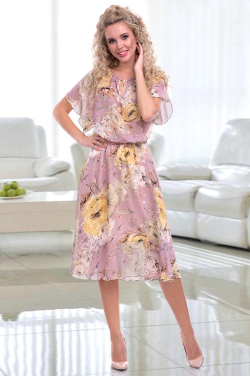 Платье Тиффани (лила)