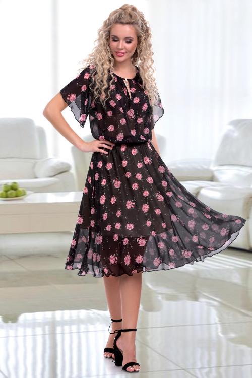 Платье Тиффани (блэк)