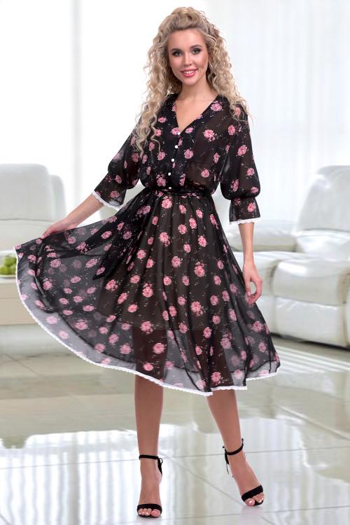 Платье Аллюр (блэк)