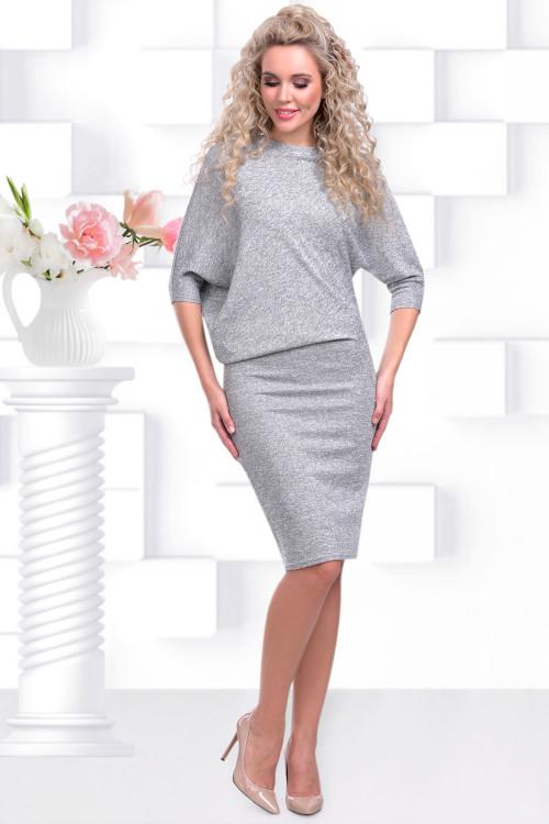 Платье Картье (сильвер)