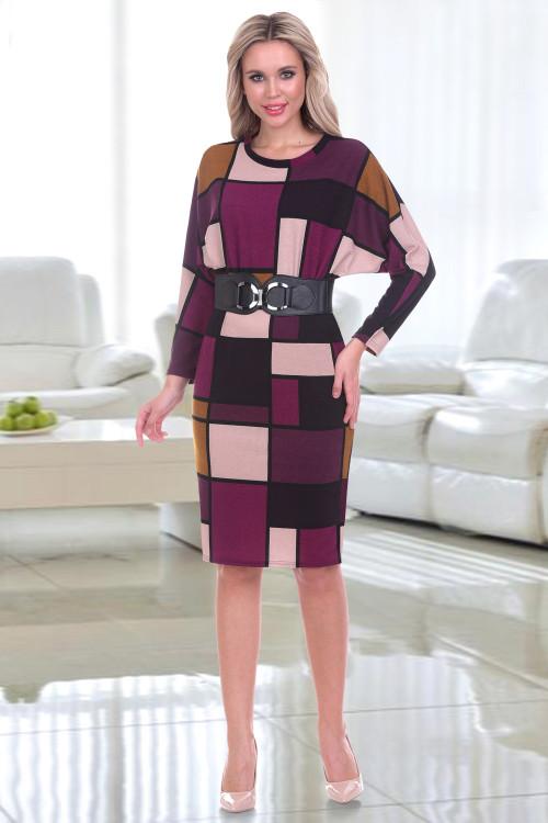 Платье Жадор (геомертия)