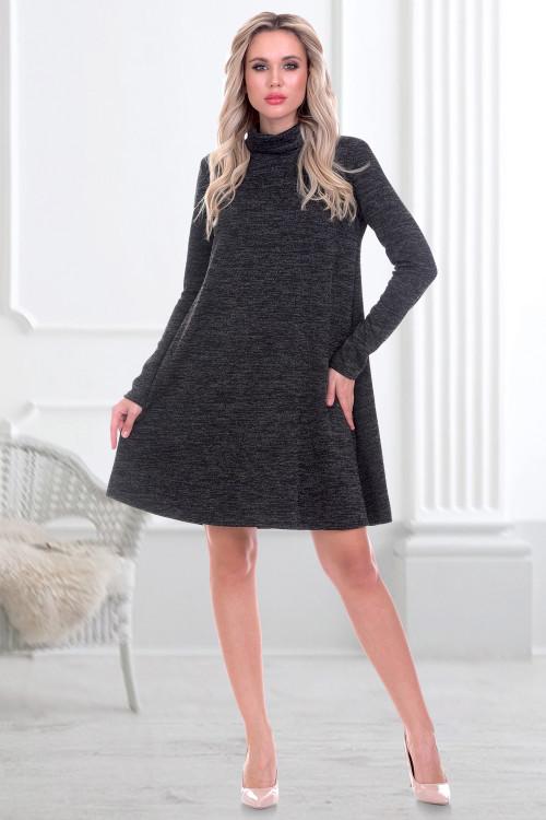 Платье Шэнна (графит)