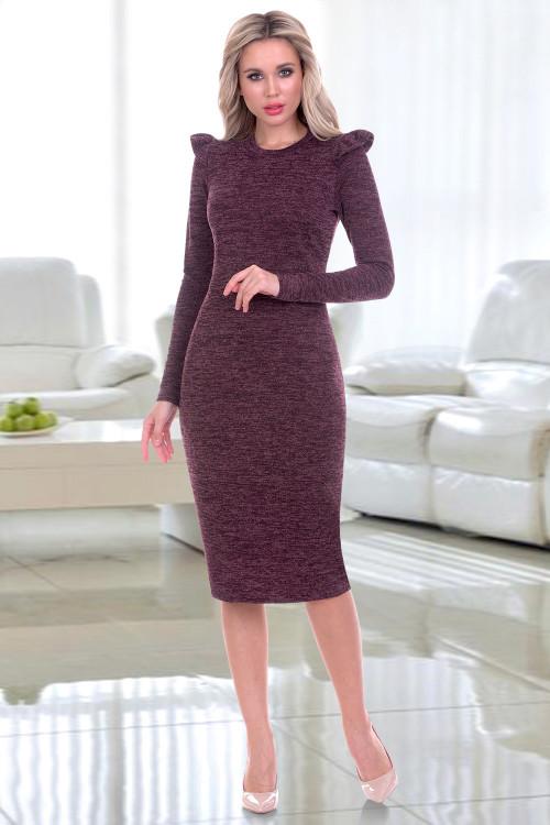 Платье Энджэл (вино)