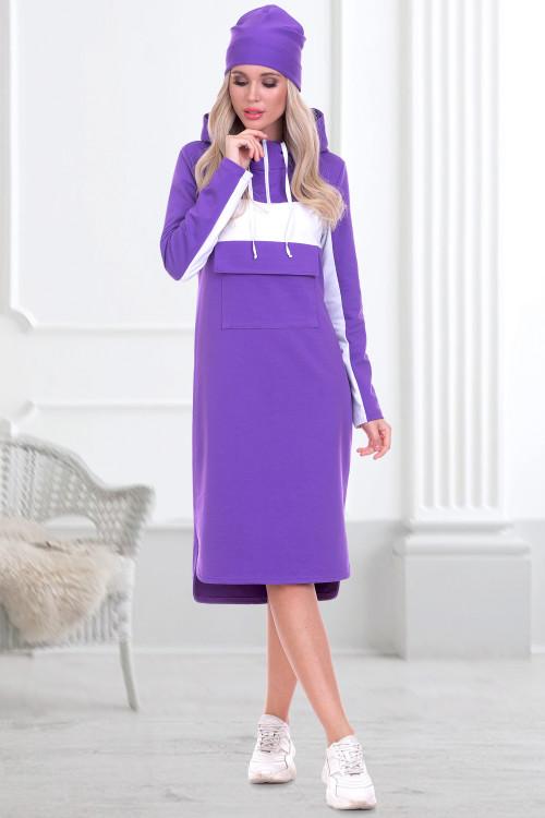 Платье Моника (лаванда)