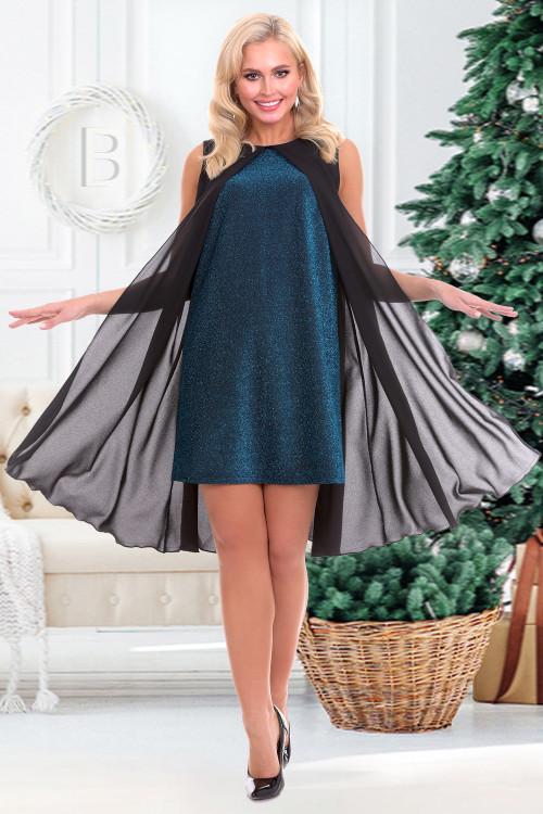 Платье Аллегра (блю)
