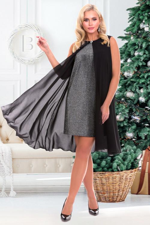 Платье Аллегра (сильвер)