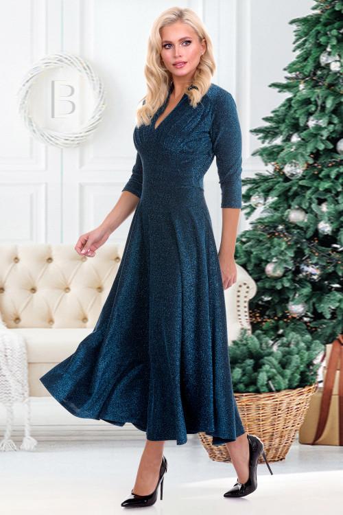 Платье Беатрис (блю)